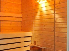 Sylt Miete | Sauna